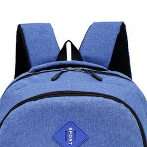GANJOY Casual College Wind Canvas Light Travel Leisure Bag -