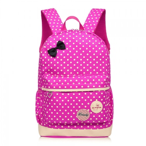 0323 Casual Fresh Backpack Summer Bag 3PCS -