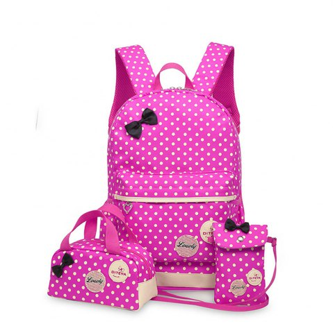 Outfits 0323 Casual Fresh Backpack Summer Bag 3PCS