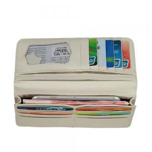 Cartoon Hand-painted Colorful Leather Wallet -