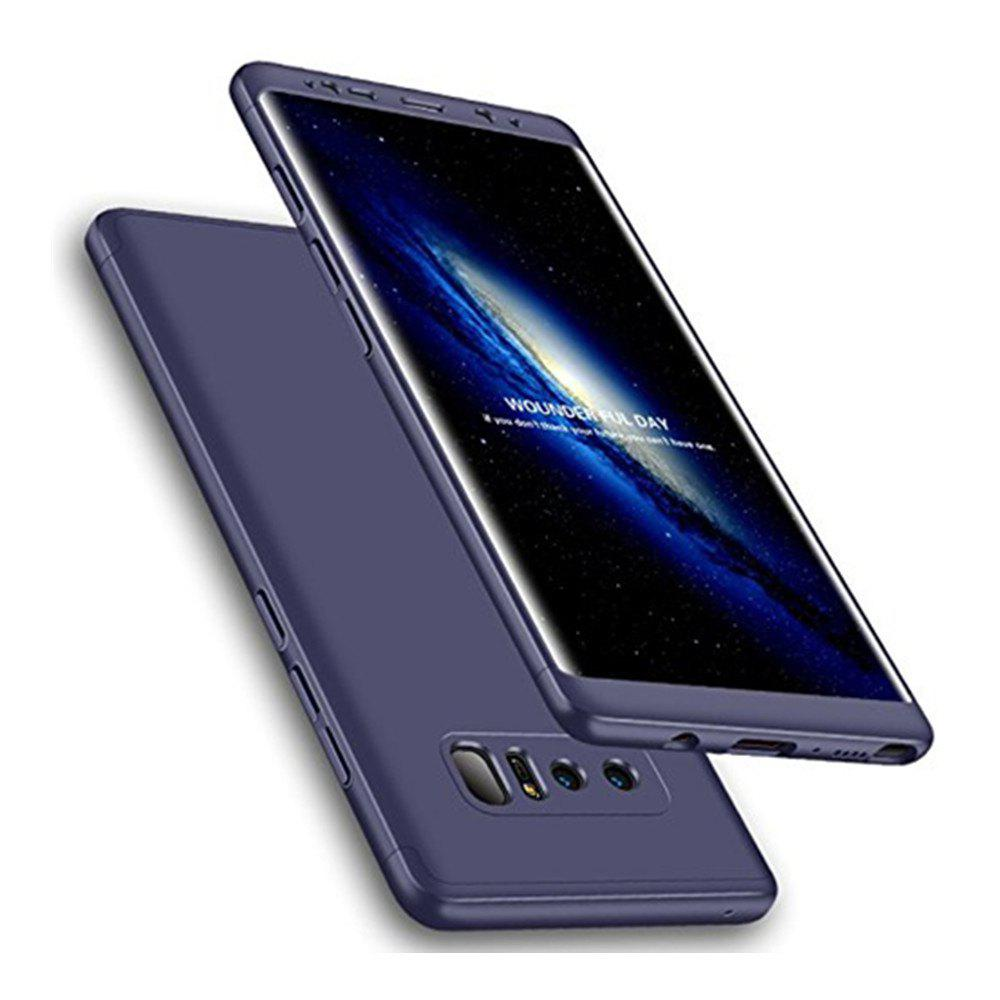 Fashion 3 in 1 Ultra Slim Hard PC Premium Case 360 Degree Full Body Protection Cover for Samsung Galaxy Note 8