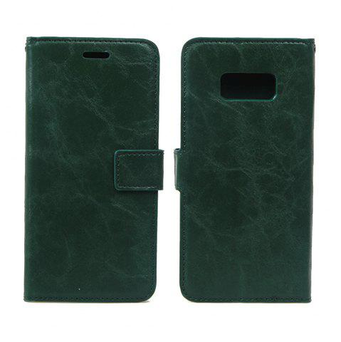 Unique Detachable PU Leather Flip Folio Case with Credit Holder Built-in Card Slots for Samsung Galaxy S8 Plus