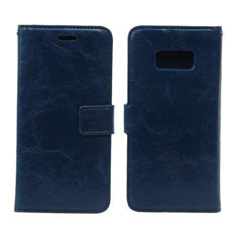New Detachable PU Leather Flip Folio Case with Credit Holder Built-in Card Slots for Samsung Galaxy S8 Plus