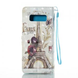 35 Tower 3D Painted Dot Drill Phone Case for Samsung Galaxy Note 8 -