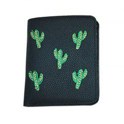Fashion Embroidery Card Package Luxury Design Ladies Purse -