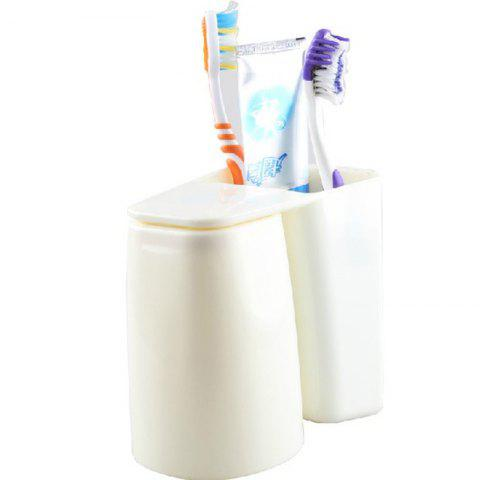 Affordable Multifunction Creative Brush Container Toothbrush Cup
