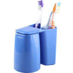 Multifunction Creative Brush Container Toothbrush Cup -
