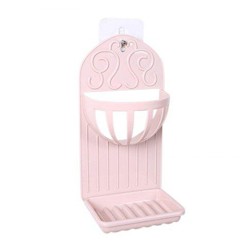 Shop Soap Holder Simple Solid Color Draining Storage Rack