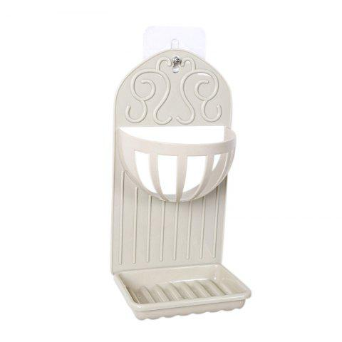 Sale Soap Holder Simple Solid Color Draining Storage Rack