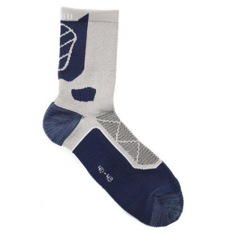 Cheap Half Terry Shockproof High Elasticity Riding Socks
