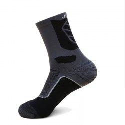 Half Terry Shockproof High Elasticity Riding Socks -