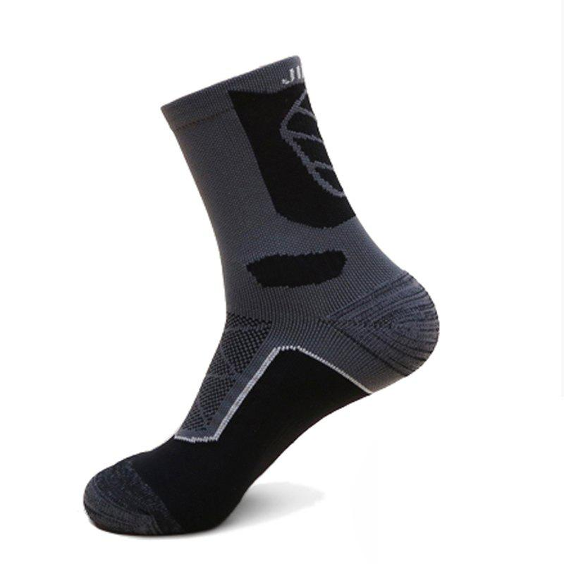 Latest Half Terry Shockproof High Elasticity Riding Socks
