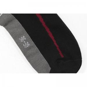 Pure Cotton Sweat Absorption Short Cylinder Riding Socks -