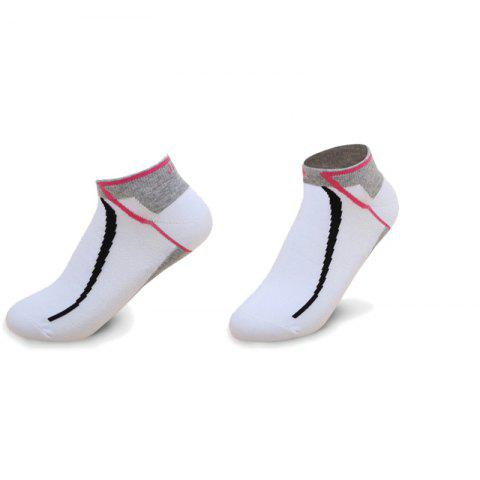Hot Pure Cotton Sweat Absorption Short Cylinder Riding Socks
