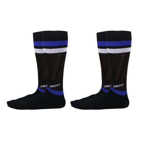 Hot Half Terry Pure Cotton High Quality Football Socks