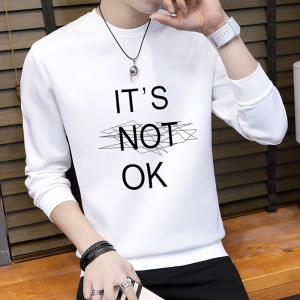 Lettres pour hommes Casual Air Sweatershirt -