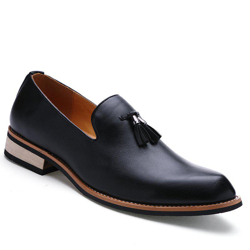 wedding shoes for men 2019 fashion genuine leather men formal casual business 1117