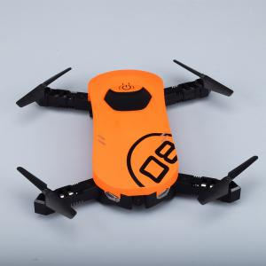 Foldable Selfie RC Drone with Camera FPV Pocket Quadcopter BNF -