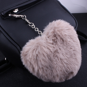 Love Plush Multi-style Girls Bag Pendant Accessories Key Ring -