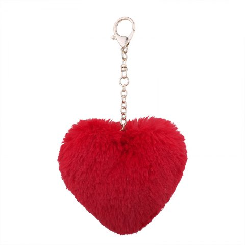 Best Love Plush Multi-style Girls Bag Pendant Accessories Key Ring
