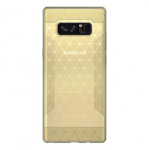 Fancy Color Intrigue Dull Polish Case Cover for Samsung Note 8