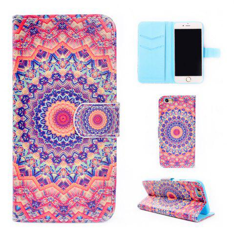 Latest Mobile Phone Protective Sleeve Colorful Map for iPhone 7