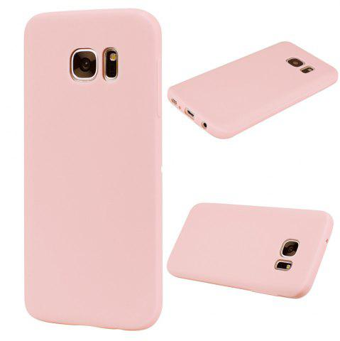 Shop Candy Color Mobile Phone Shell for Samsung S7 Edge