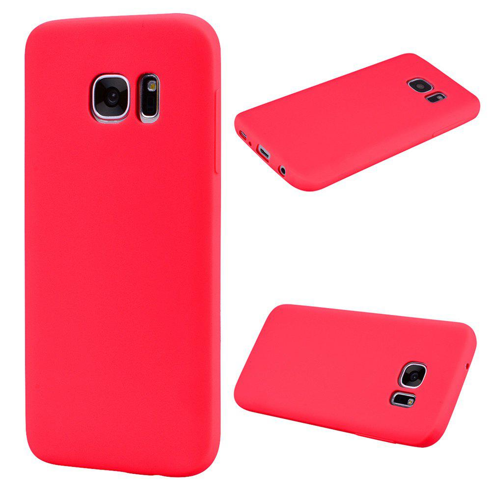 Unique Candy Color Mobile Phone Shell for Samsung S7 Edge