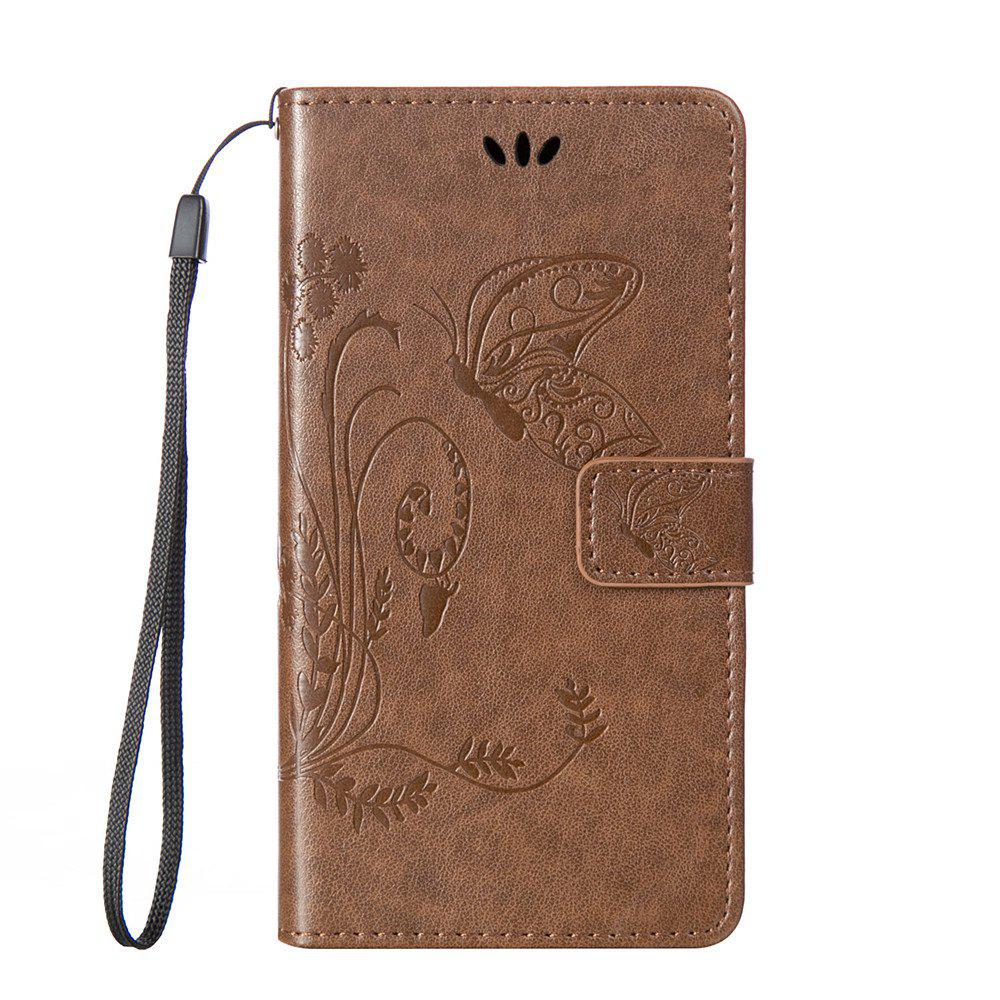 Fancy Embossed Butterfly Mobile Phone Protective Cover for Samsung S7 Edge