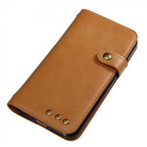 Crazy Ma Wallet Mobile Phone Holster Cases for iPhone 7 -