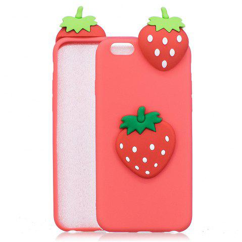 Chic Three-Dimensional Lie Prone Bumpers Case for Samsung S8 Plus
