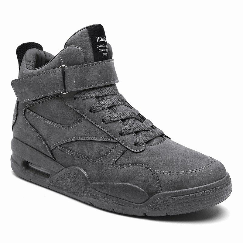 the best attitude 06305 1dbd5 High-Top Men'S Sports and Leisure Running Shoes