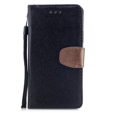 Shops Nacy Natural Silk Double Color Texture  PU Leather Case with Wallet Card Slots for iPhone X