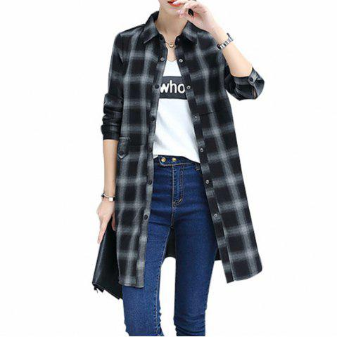 New Baggy Blouse with Long Sleeve Blouse