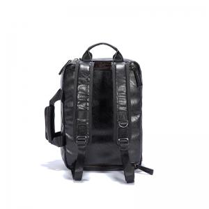 Big Space Laptop Bag  Handle Backpack Office Man Fashion Multifunction -