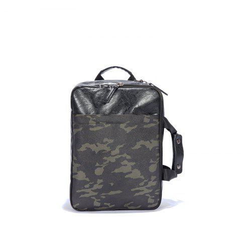 Online Big Space Laptop Bag  Handle Backpack Office Man Fashion Multifunction