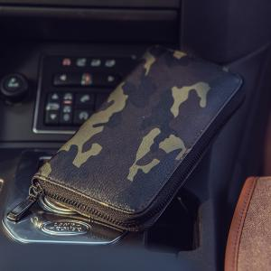 Men's Camouflage Color Fashion Cute Wallet Sporting Outdoor Purse -