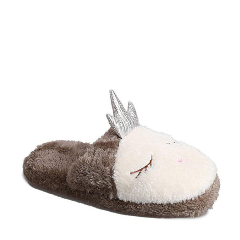 Discount Ladies' Cozy Home Cute Slippers