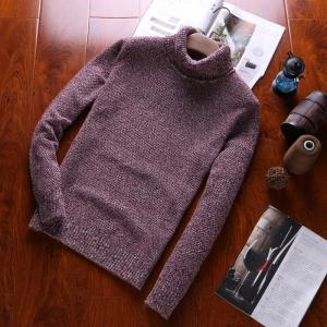 Men's Casual Slim Fit  Pullover Sweaters -