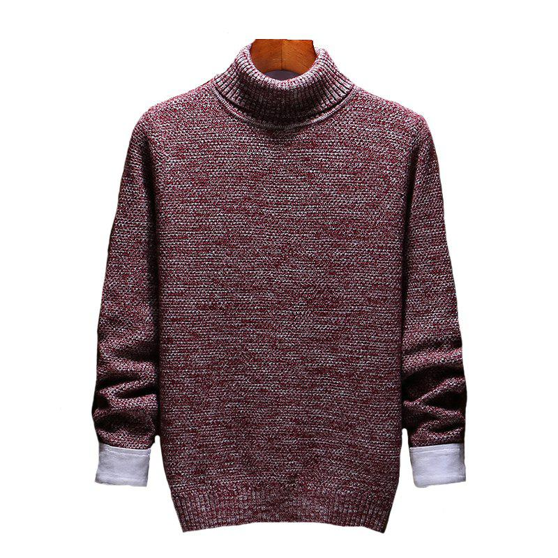 Outfits Men's Casual Slim Fit  Pullover Sweaters