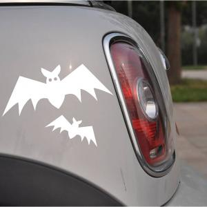 DSU Cartoon Creative Bat Car Sticker 2PCS -