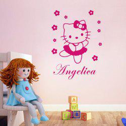 DSU Cute Creative Wall Sticker -