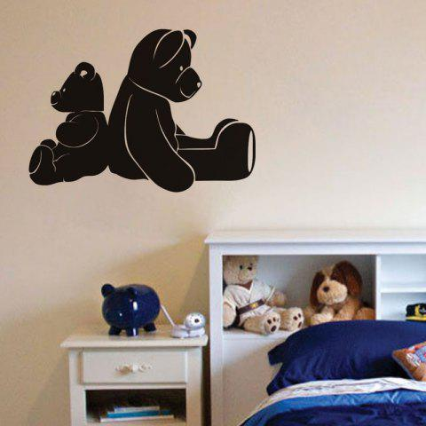 Buy DSU Removable Bear Decal Wall Sticker