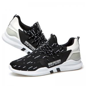 Men Casual New Design Walking Classic Trend for Fashion Mesh Fabric Outdoor Shoes -