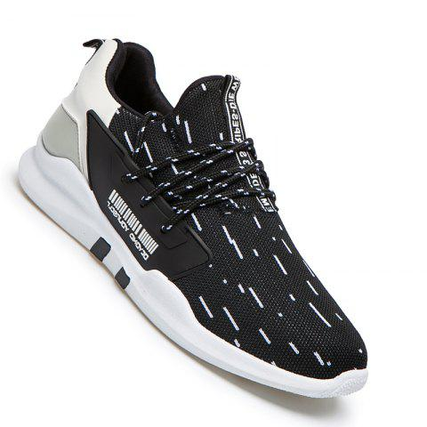 Discount Men Casual New Design Walking Classic Trend for Fashion Mesh Fabric Outdoor Shoes