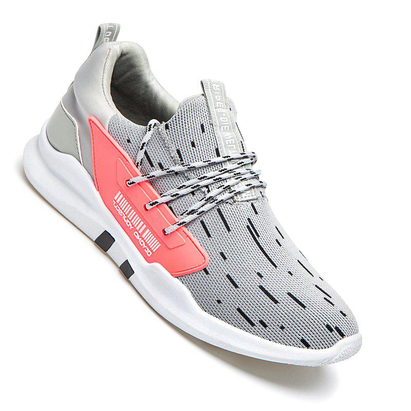 Latest Men Casual New Design Walking Classic Trend for Fashion Mesh Fabric Outdoor Shoes