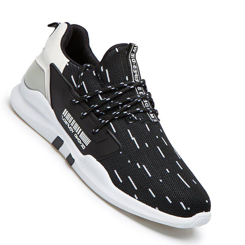 Outfit Men Casual New Design Walking Classic Trend for Fashion Mesh Fabric Outdoor Shoes