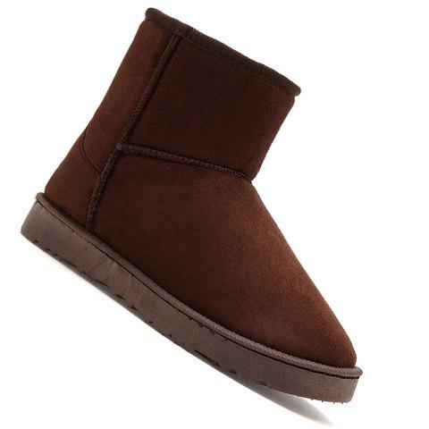 Fashion Casual Thickened Warm Shoes for Men