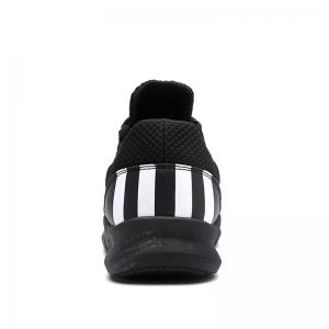 Men Casual Rubber Breathable Mesh Trend for Fashion Lace Up Ankle Boots -