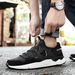 Man Running Shoes Lightweight Sport Cushion Fitness Jogging Outdoor Sneakers -